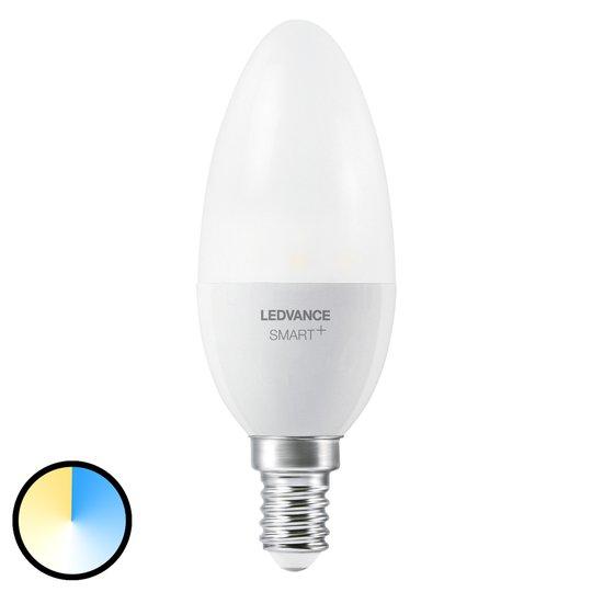 LEDVANCE SMART+ ZigBee E14 kynttilä 6W 2700–6500K