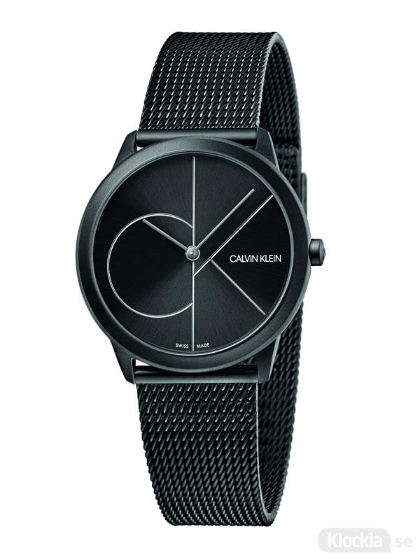 Unisexklocka Calvin Klein Minimal Ext K3M5245X