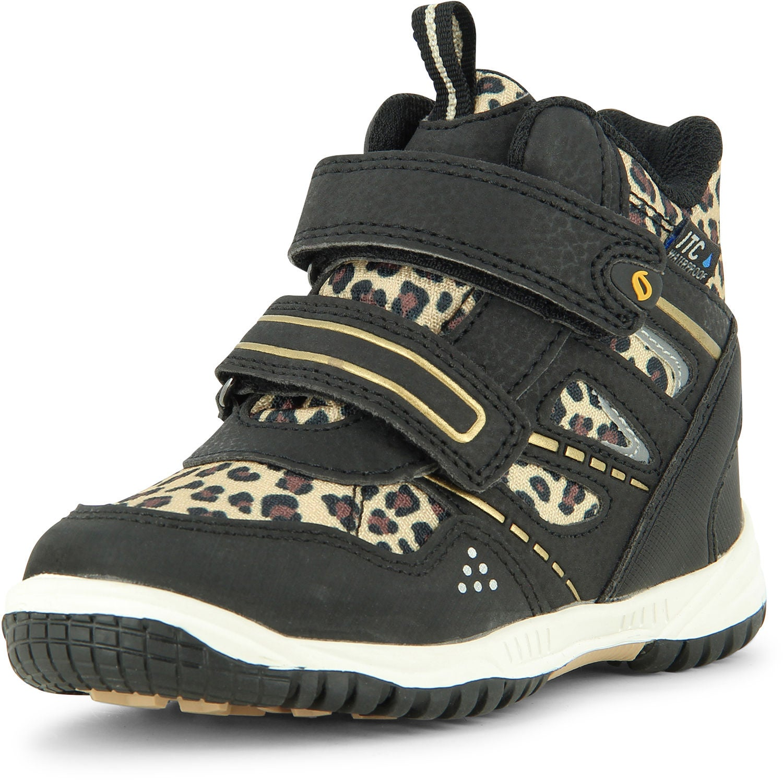 Leaf Kasuri WP Mid Sneaker, Leopard, 23