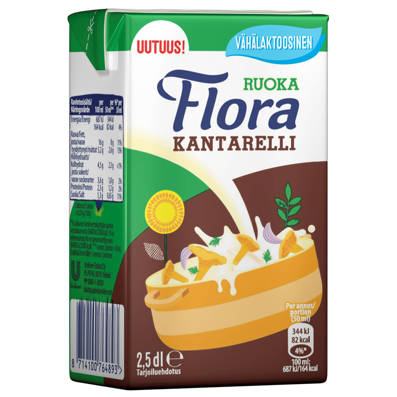 """Matlagningsprodukt """"Kantarell"""" 250ml - 84% rabatt"""