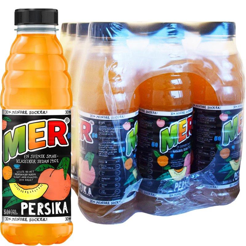 Fruktdryck Persika 12 x 500ml - 63% rabatt
