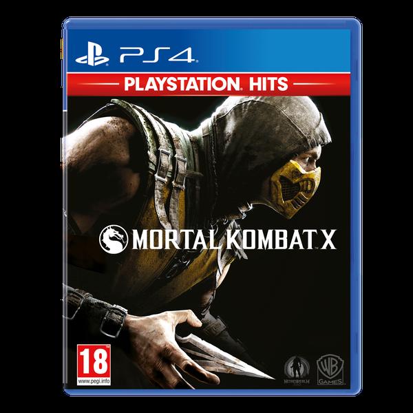Mortal Kombat X (Playstation Hits)