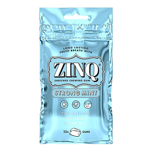 Zinq Strong Mint Tuggummi - 315 gram