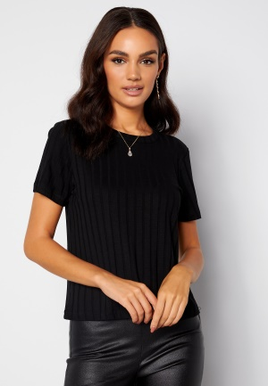 Happy Holly Mila cropped top Black 32/34