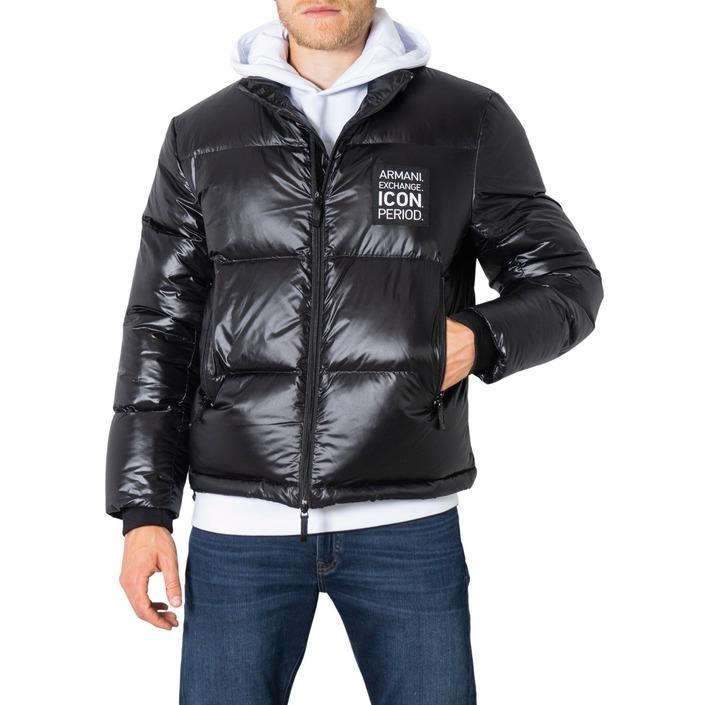 Armani Exchange Men's Jacket Various Colours 273168 - black S