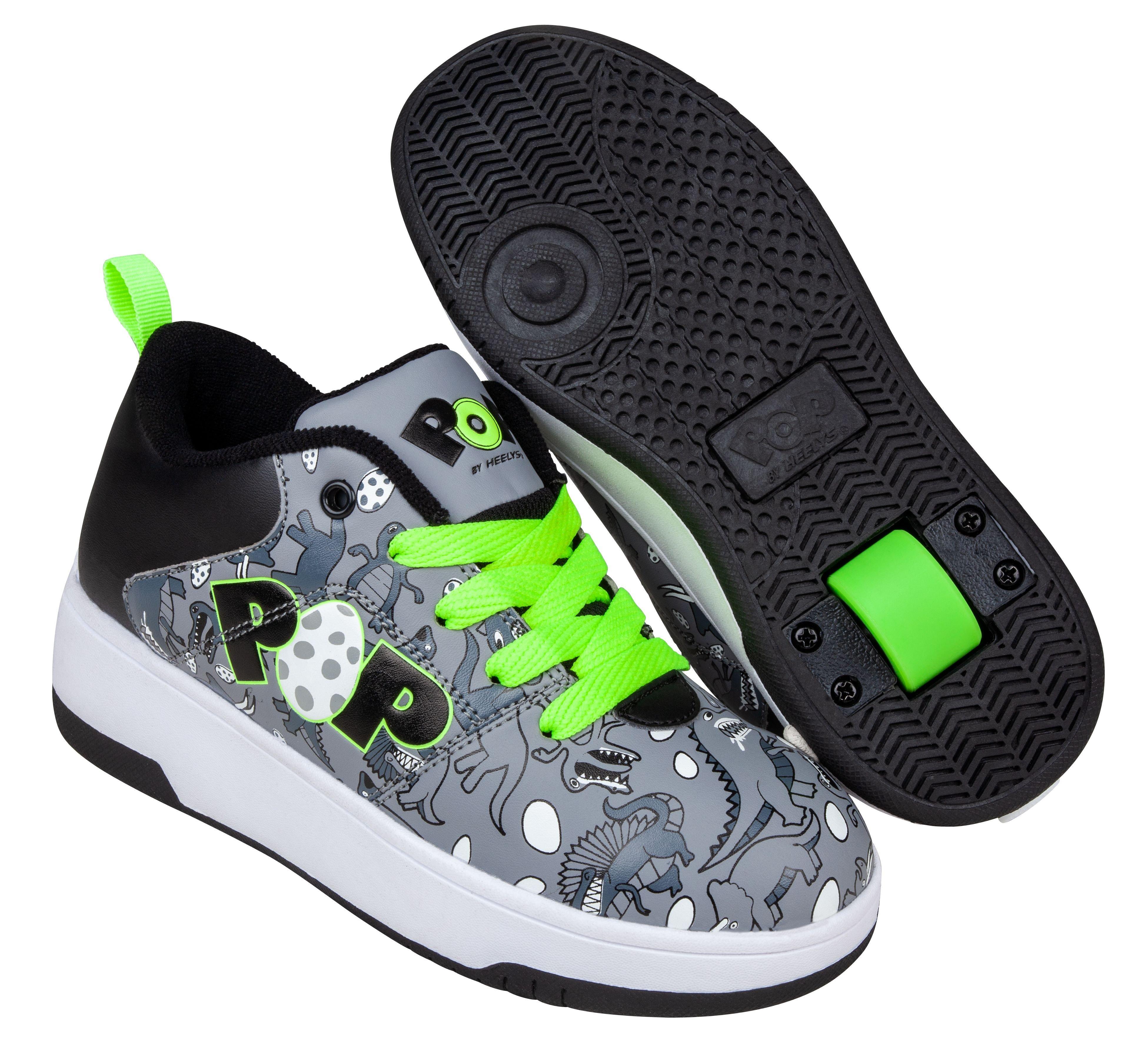 Heelys - POP Shoes - Charcoal (size 32) (POP-B1W-0081)