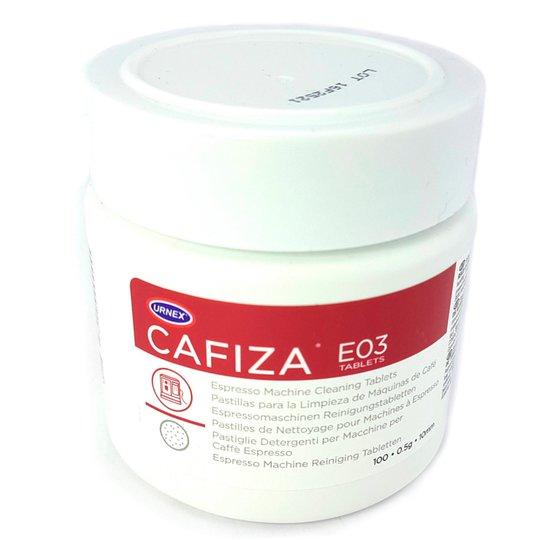 Urnex Cafiza E03 Espresso Rengöringstabletter 0,5 g