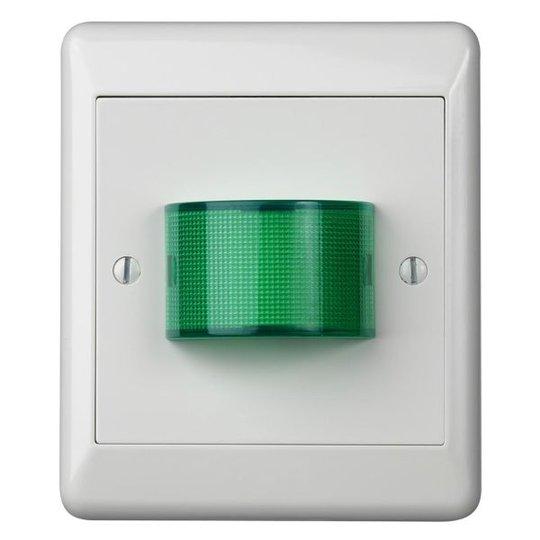 Elko EKO06692 Merkkivalo halogeeniton kestomuovi Vihreä linssi
