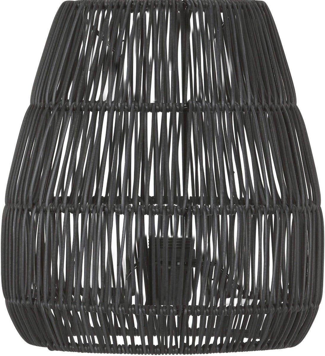 PR Home Lampeskjerm Saigon Sort 38 cm