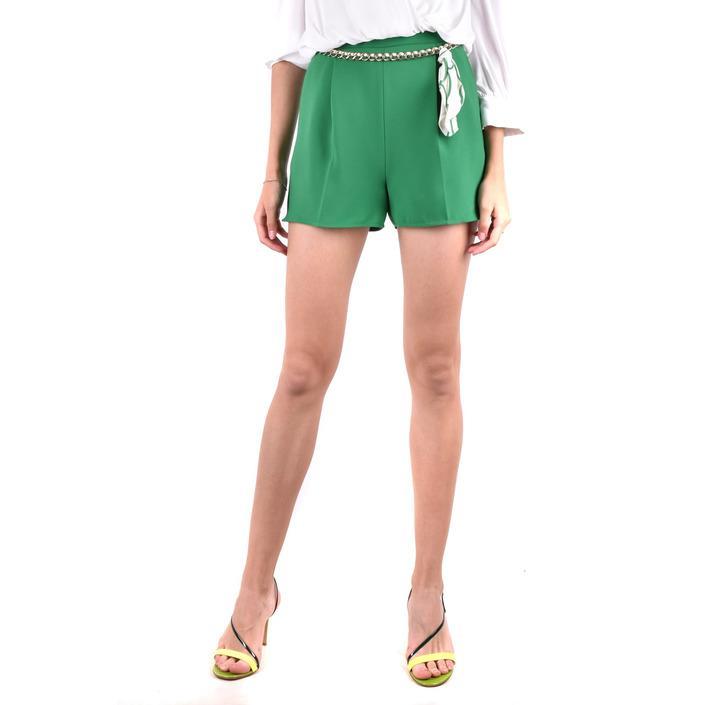Elisabetta Franchi Women's Short Green 179665 - green 38