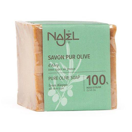 Najel Naturlig Olivtvål från Aleppo, 200 g