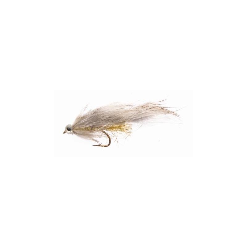 Mini Zonker Grizzly #8 Kjøp 12 fluer få gratis flueboks
