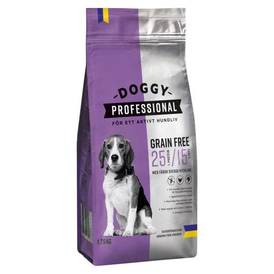 Doggy Professional Grain Free (1,75 kg)