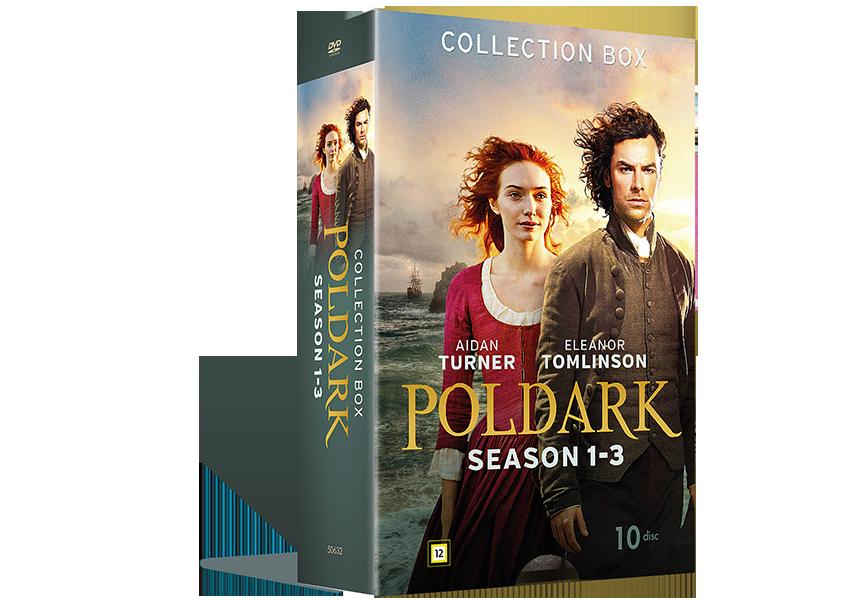 Poldark Box 1 Box 1 (S.1-3)