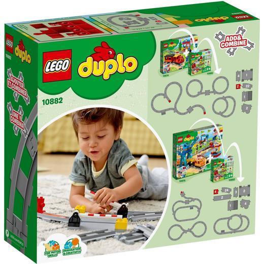 LEGO DUPLO - Tracks (10882)