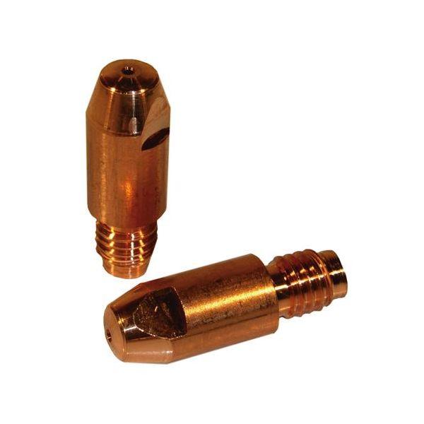 ESAB M6X28 Kontaktisuutin umpilangalle, 10 kpl/pakkaus Ø0,8 mm