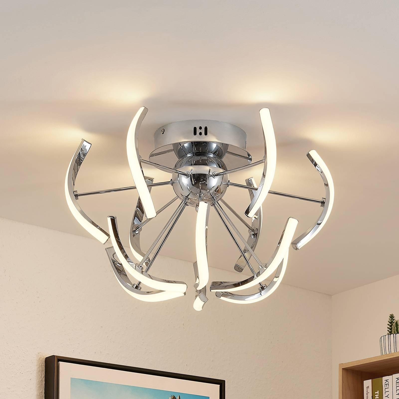 Lindby Jesslynn LED-taklampe