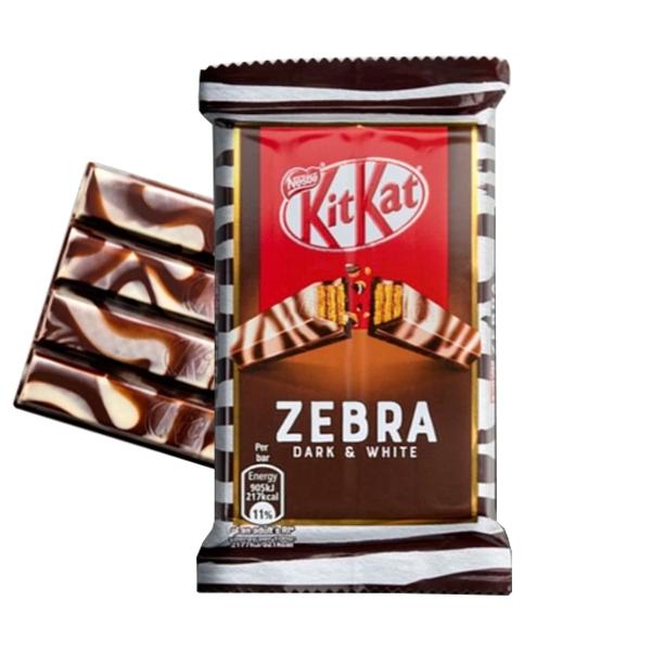 Kit Kat Zebra 41,5g