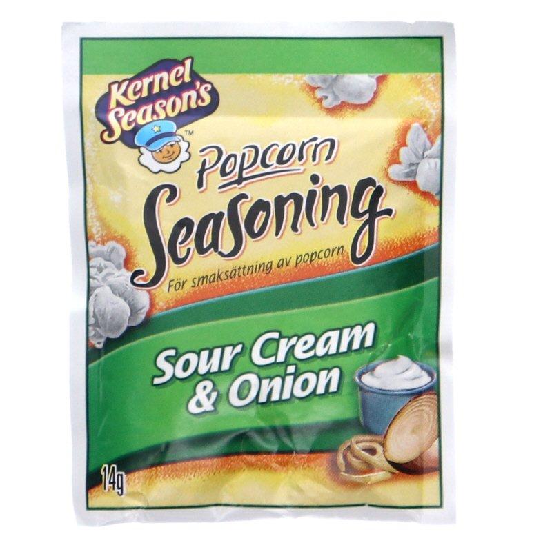 Popcornmauste Sourcream & Onion - 64% alennus