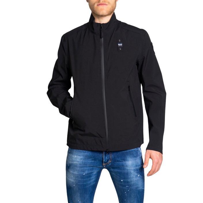 Blauer Men's Jacket Black 204266 - black S
