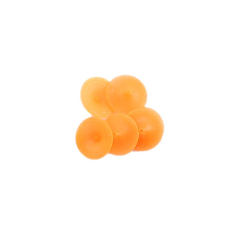 Pro Soft Disc 12mm. - Fluo. Orange