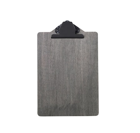 Clipboard - A4 - Dark Stained Ash