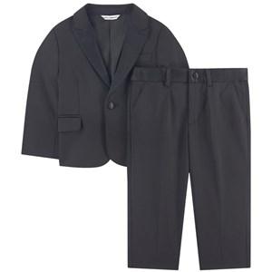 Dolce & Gabbana Wool Kostym Svart 12-18 mån