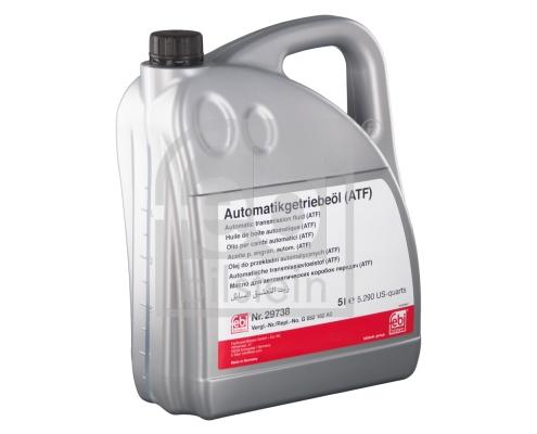 Automaattivaihteistoöljy FEBI BILSTEIN 29738