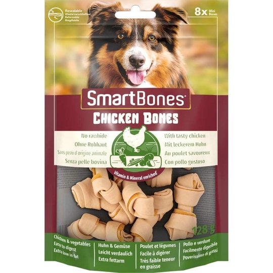 SmartBones Kyckling Mini 8-pack