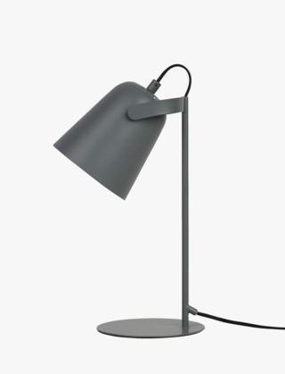 Maki grey pöytävalaisin harmaa