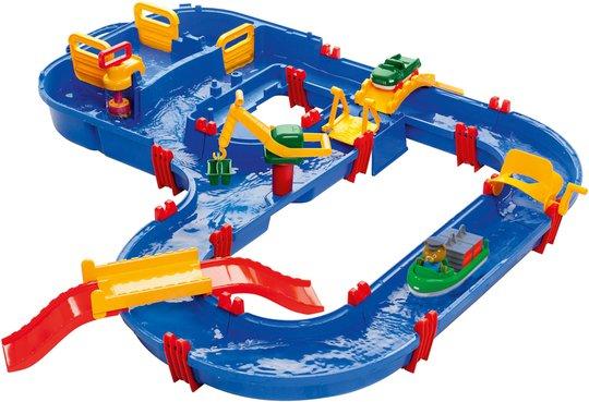AquaPlay med Megabro Kanalsystem