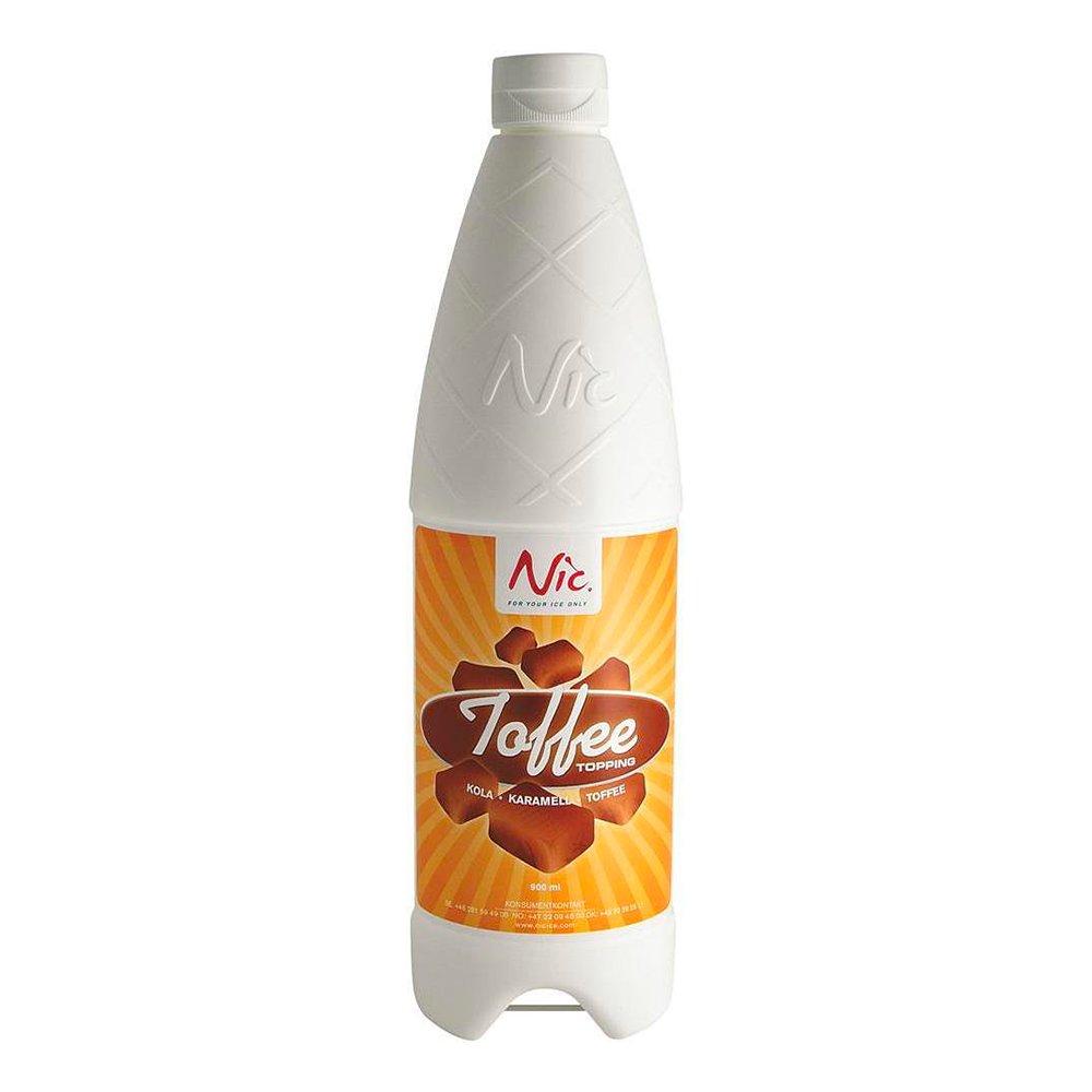Nic Topping Toffee/Kola - 900 ml