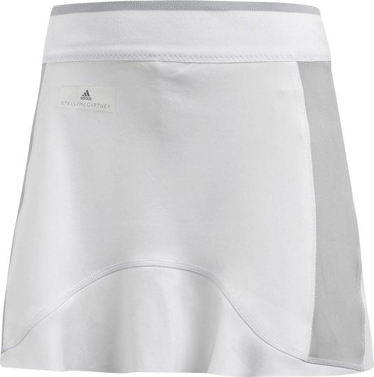 Adidas Girls Stella Skirt Tennisskjørt, White 128