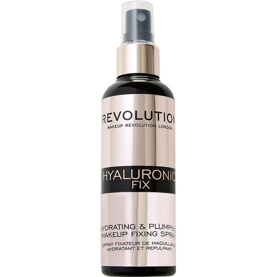 Hyaluronic Fixing Spray, Makeup Revolution Kiinnityssuihke