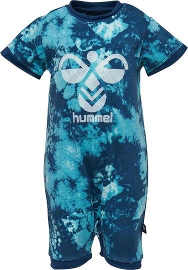 Hummel Mathew Jumpsuit, Milky Blå 56