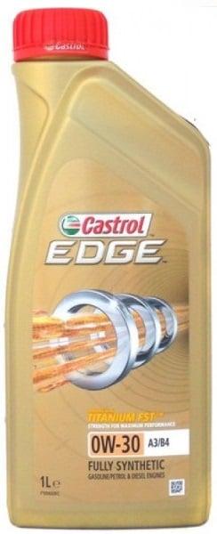Moottoriöljy CASTROL 0W30 EDGE TITANIUM FST A3/B4 1L
