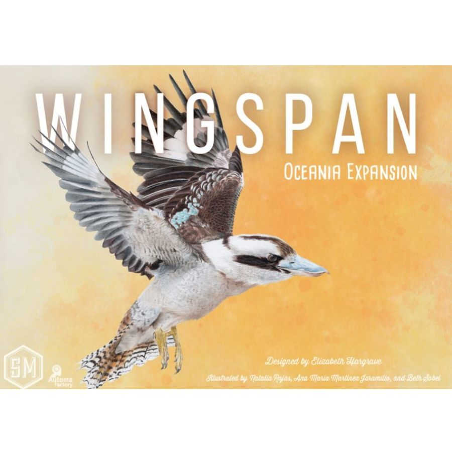 Wingspan - Oceania Expansion (English) (STM903)