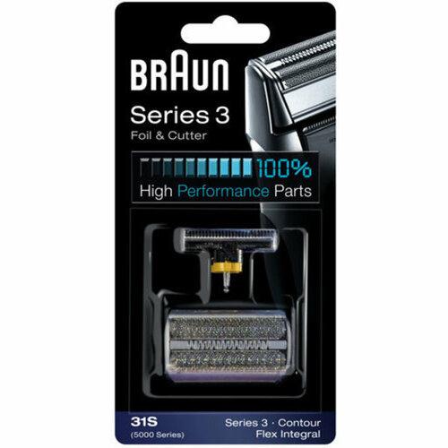 Braun 31s Multi Silver Tillbehör