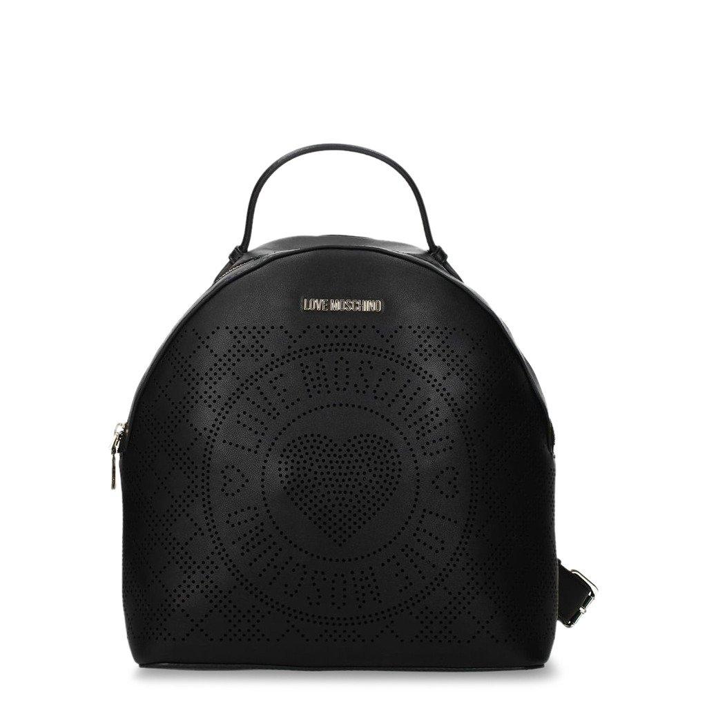 Love Moschino Women's Backpack Black JC4214PP0CKB1 - black NOSIZE