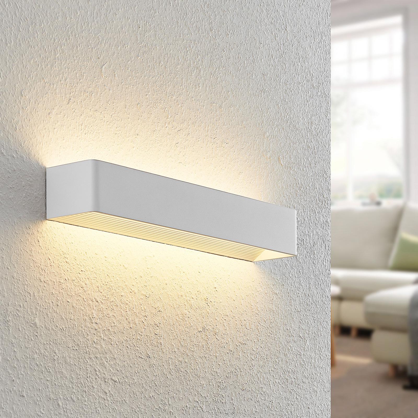 Arcchio Karam -LED-seinävalaisin 53 cm valkoinen