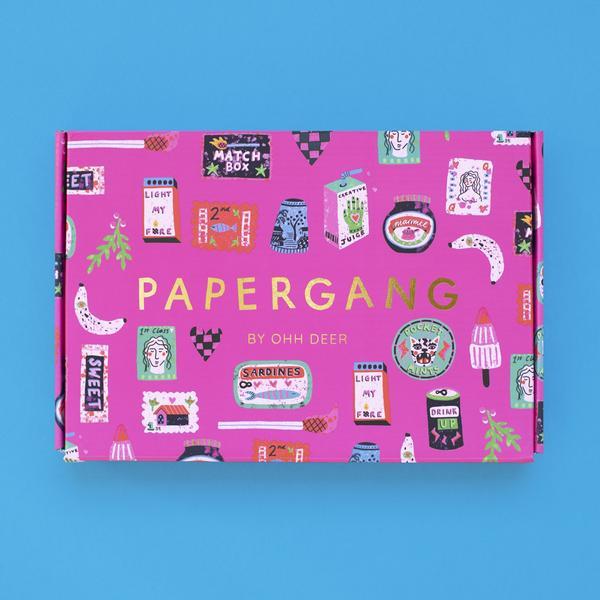 Creative Juice Papergang Box