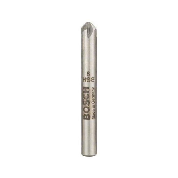 Bosch 2608597500 Konforsenker med sylinderskaft 6 x 48 mm