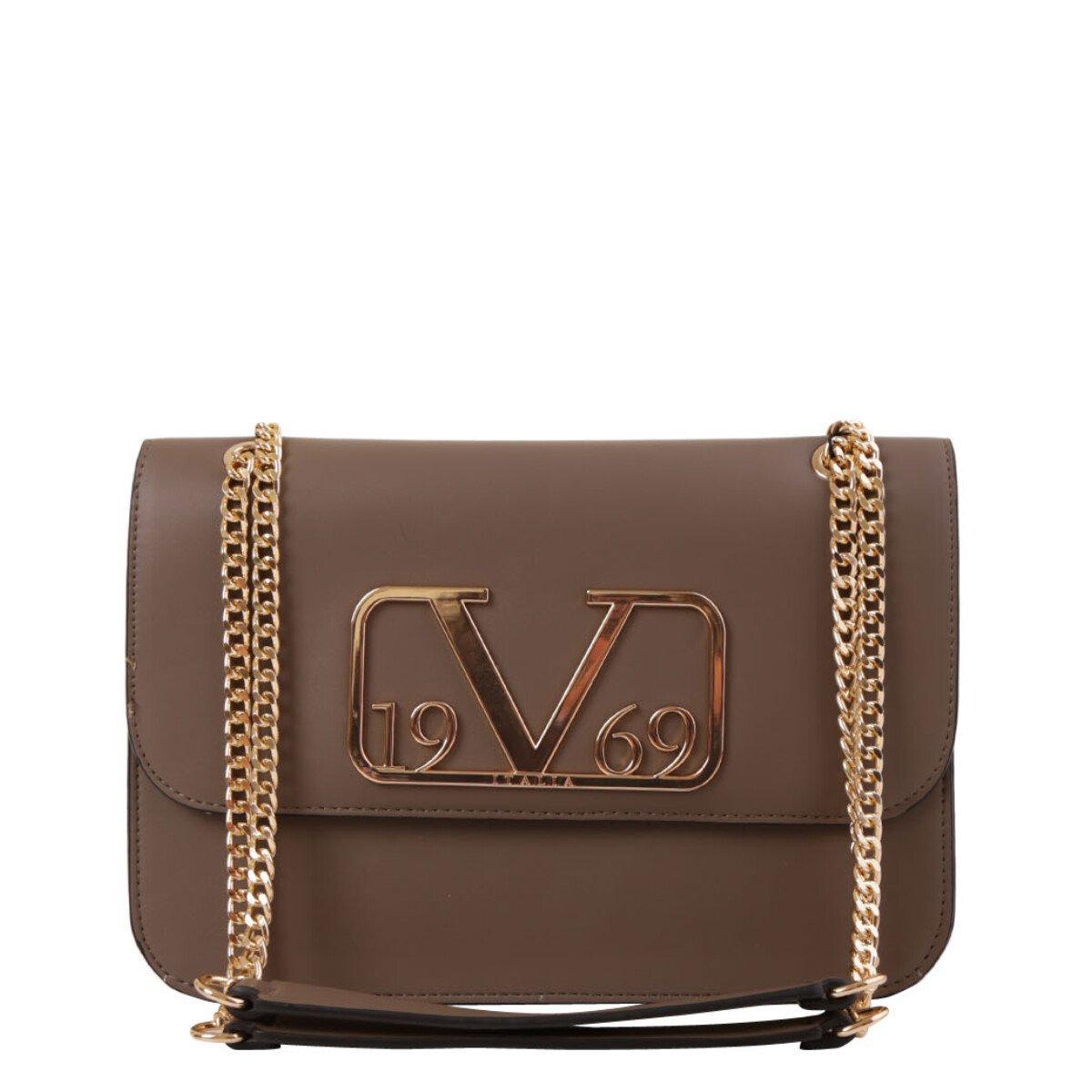 19v69 Italia Women's Handbag Various Colours 318965 - beige UNICA