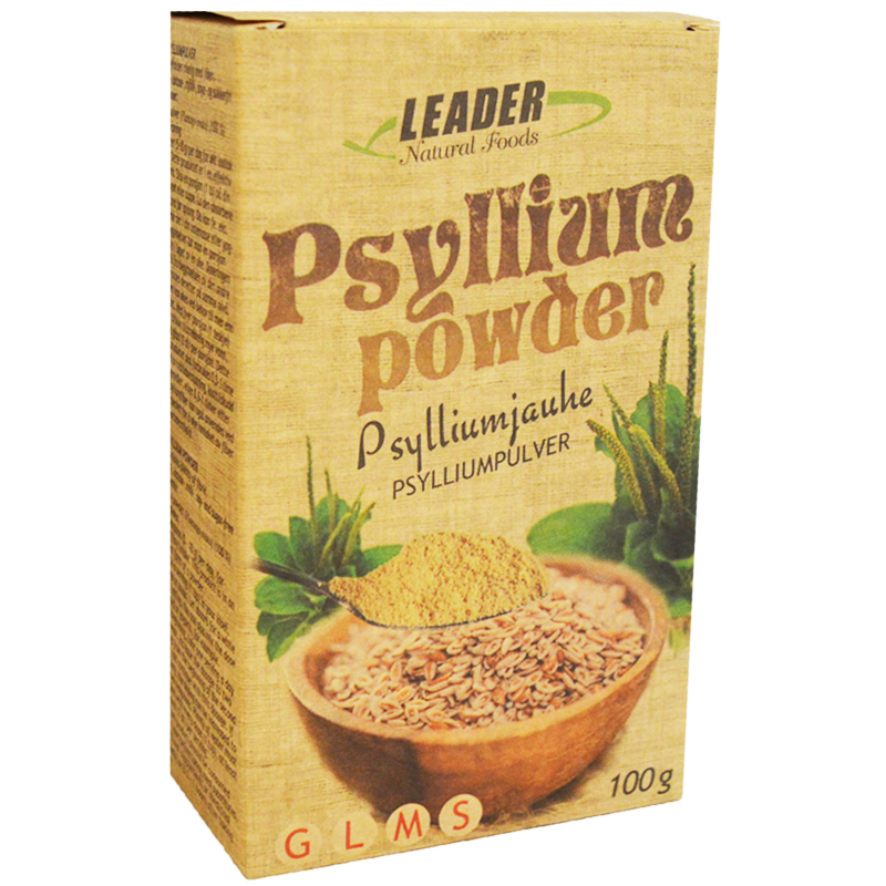 Psylliumjauhe 100 g - 64% alennus