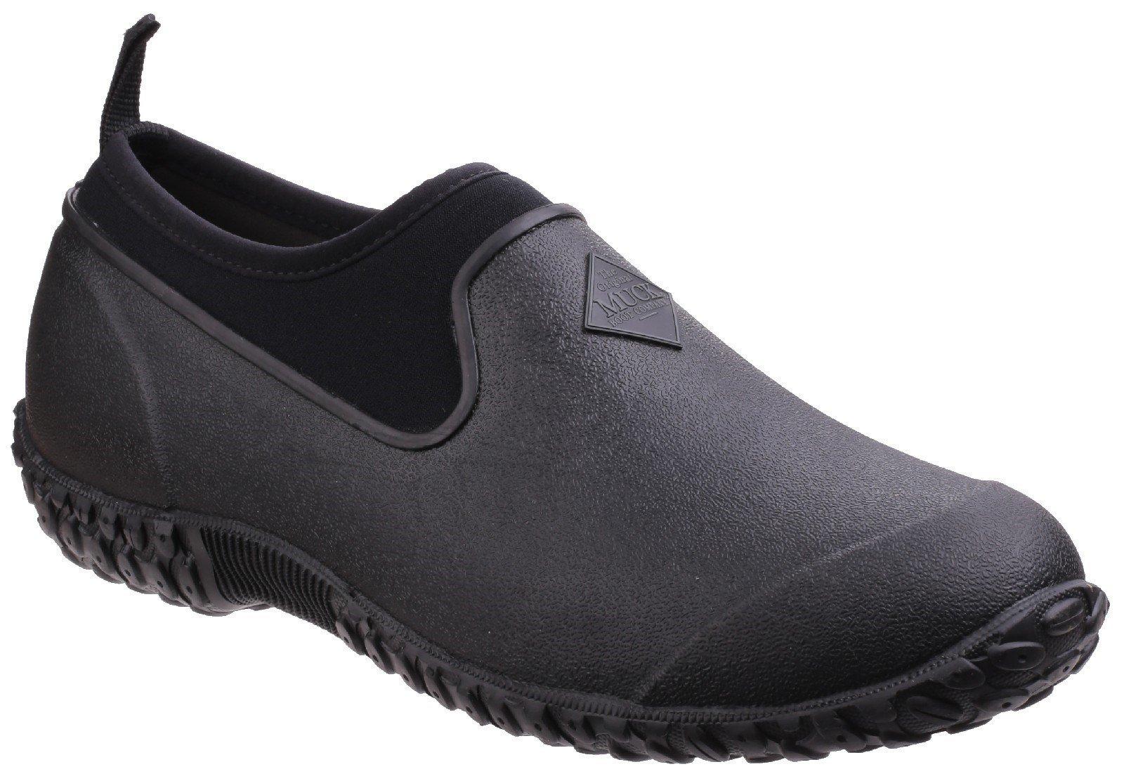 Muck Boots Women's Muckster II Low All Purpose Lightweight Shoe Various Colours 25900 - Black 3