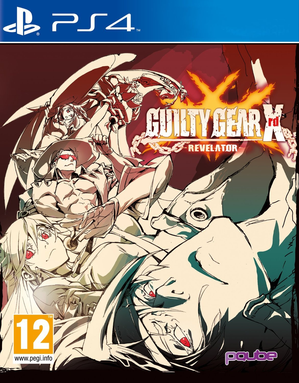 Guilty Gear XRD - Revelator