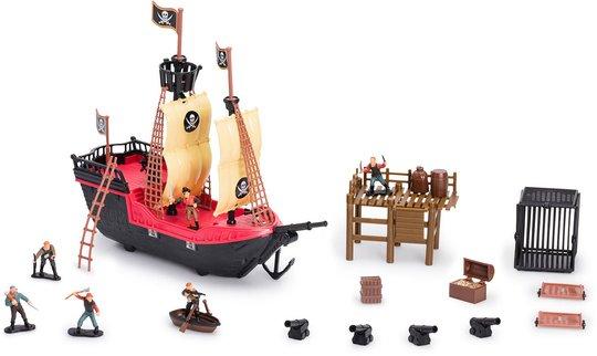 Fantasy Playworld Pirate Ship Lekesett
