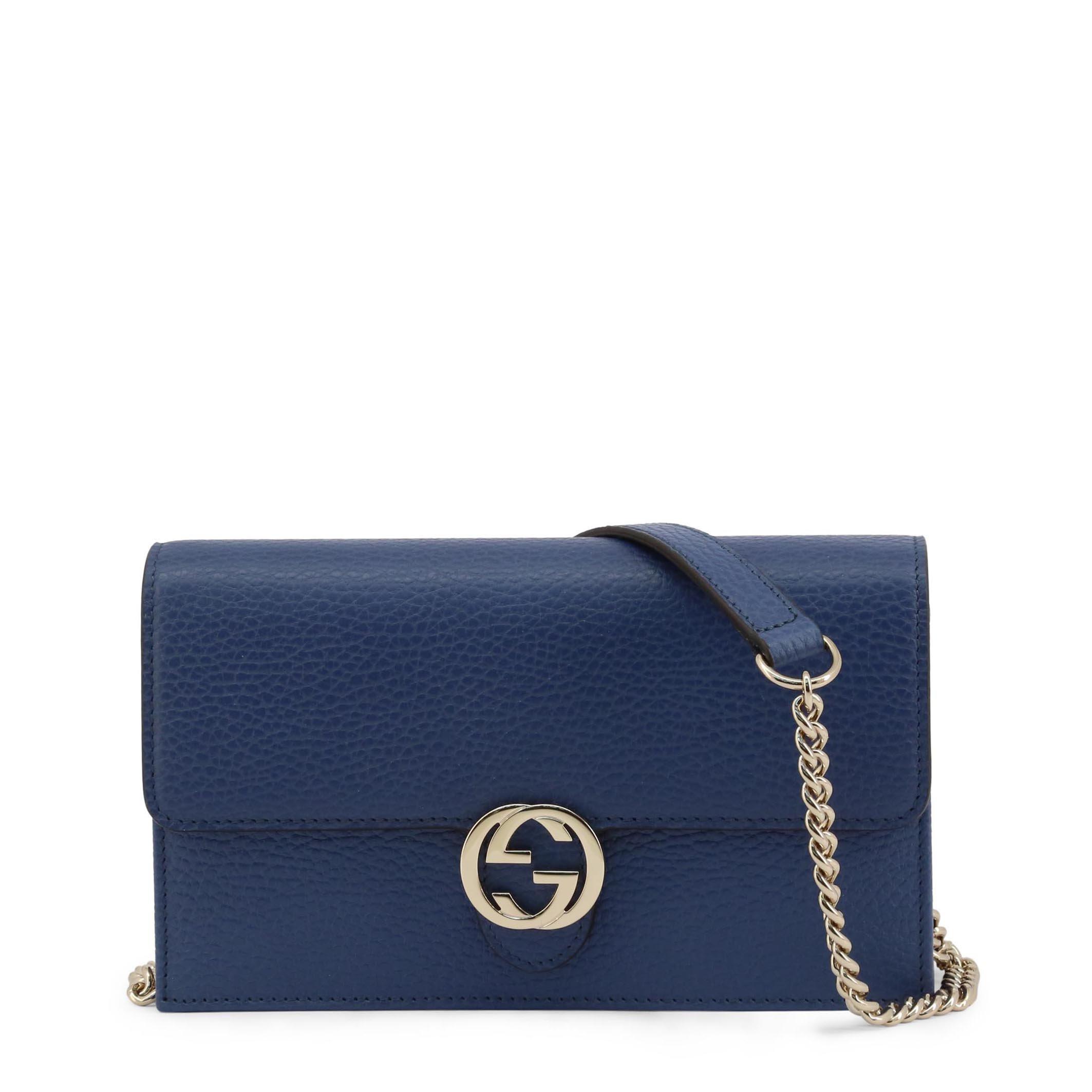 Gucci Women's Crossbody Bag Various Colours 510314_CA00G - blue NOSIZE