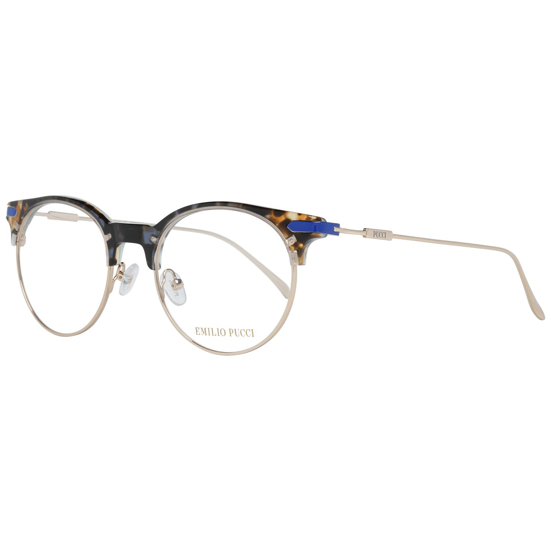Emilio Pucci Women's Optical Frames Eyewear Multicolor EP5104 50055