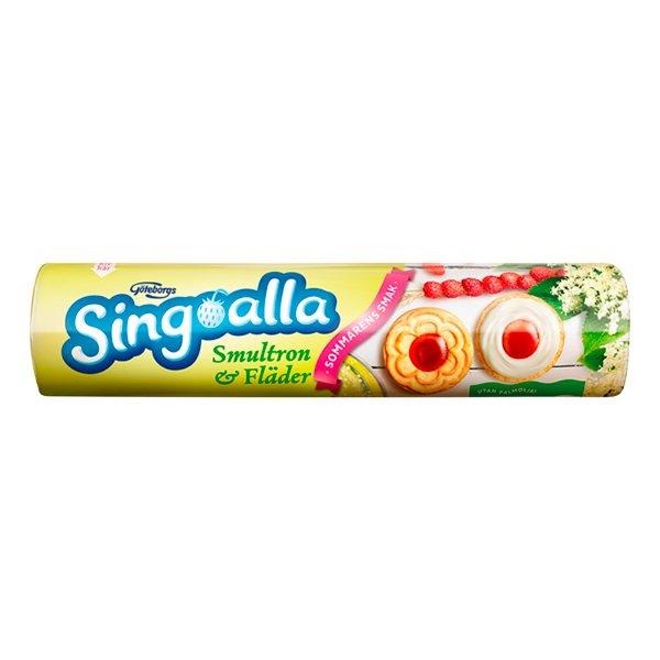 Singoalla Smultron & Fläder - 1-pack